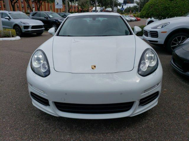 Certified Pre-Owned 2015 Porsche Panamera S