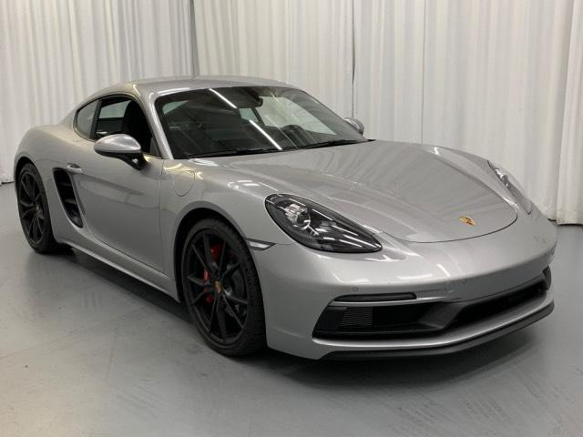 New 2019 Porsche 718 Cayman GTS Demo
