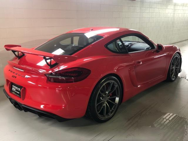 Certified Pre-Owned 2016 Porsche Cayman GT4