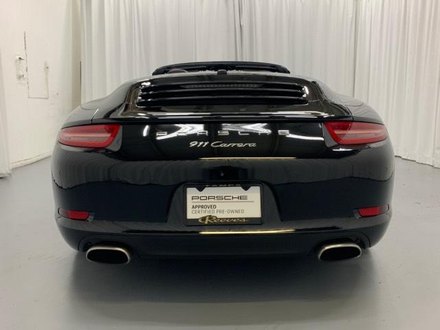 Certified Pre-Owned 2015 Porsche 911 Carrera Cabriolet