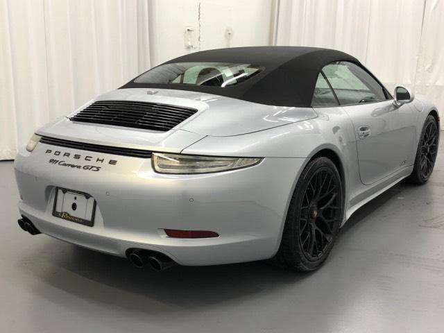 Certified Pre-Owned 2015 Porsche 911 Carrera GTS Cabriolet