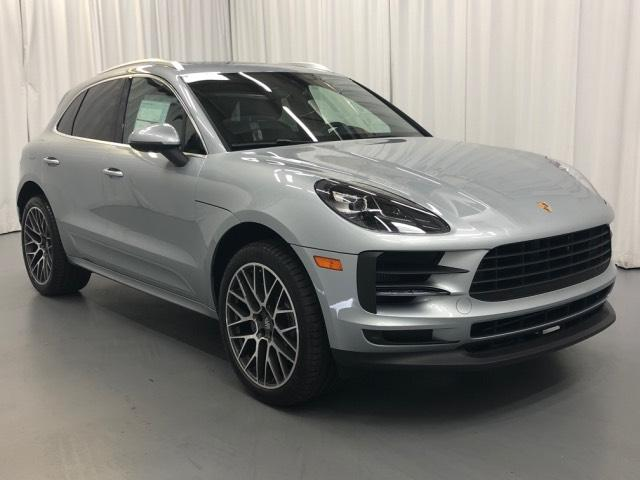 New 2019 Porsche Macan S AWD Demo