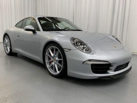 Certified Pre-Owned 2014 Porsche 911 Carrera S
