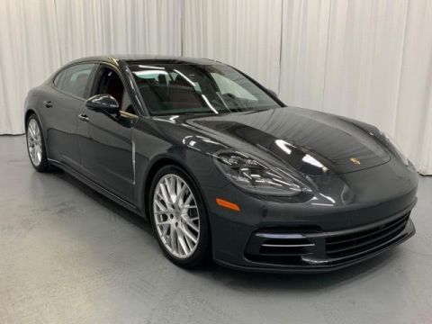 Certified Pre-Owned 2018 Porsche Panamera 4 Executive