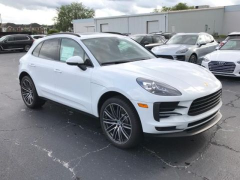 New 2019 Porsche Macan Demo