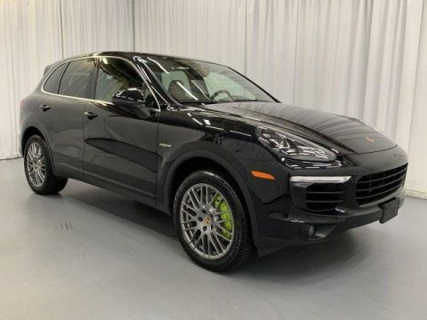 Certified Pre-Owned 2016 Porsche Cayenne S E-Hybrid